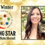 Why I Write About Cats and my WIPIN Rising Star Award!